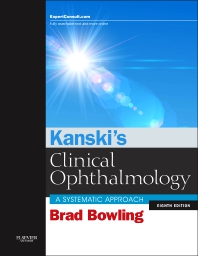 Kanski's Clinical Ophthalmology, 8th Edition,Brad Bowling,ISBN9780702055720