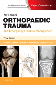 Cover image for McRae's Orthopaedic Trauma and Emergency Fracture Management