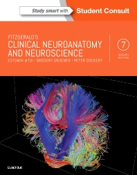 Cover image for Fitzgerald's Clinical Neuroanatomy and Neuroscience