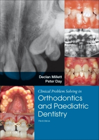 Cover image for Clinical Problem Solving in Dentistry: Orthodontics and Paediatric Dentistry