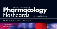 Rang & Dale's Pharmacology Flash Cards Updated Edition - 1st Edition - ISBN: 9780702059575, 9780702061097