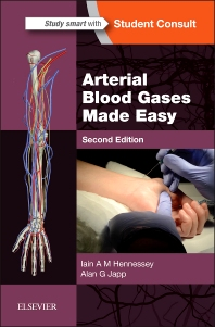 Cover image for Arterial Blood Gases Made Easy