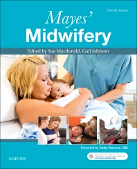 Mayes' Midwifery - 15th Edition - ISBN: 9780702062117, 9780702065217