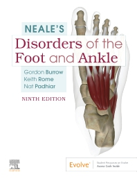 Cover image for Neale's Disorders of the Foot and Ankle
