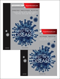 Cover image for Infectious Diseases, 2-Volume Set
