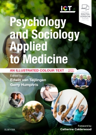 Psychology and Sociology Applied to Medicine - 4th Edition - ISBN: 9780702062988, 9780702062995