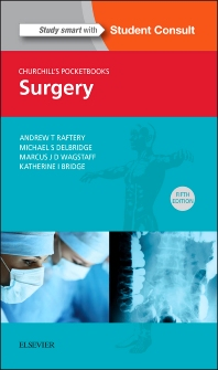 Cover image for Churchill's Pocketbook of Surgery