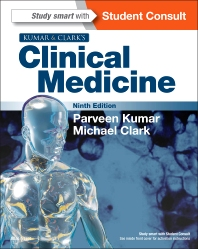 Kumar and Clark's Clinical Medicine, 9th Edition,Parveen Kumar,Michael Clark,ISBN9780702066016