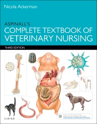 Cover image for Aspinall's Complete Textbook of Veterinary Nursing