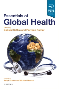 Cover image for Essentials of Global Health