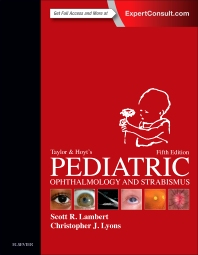 Cover image for Taylor and Hoyt's Pediatric Ophthalmology and Strabismus