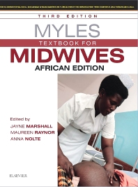 Cover image for Myles Textbook for Midwives 3E African Edition E-Book