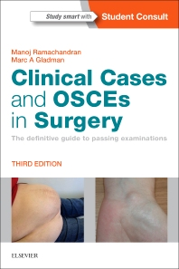 Cover image for Clinical Cases and OSCEs in Surgery