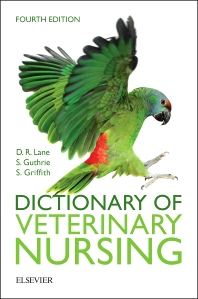 Cover image for Dictionary of Veterinary Nursing
