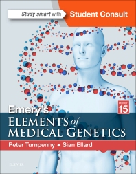 Emery's Elements of Medical Genetics - 15th Edition - ISBN: 9780702066856, 9780702067433