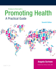 Cover image for Ewles & Simnett's Promoting Health