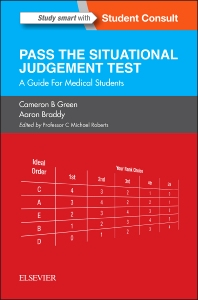 SJT: Pass the Situational Judgement Test - 1st Edition - ISBN: 9780702067006, 9780702066993