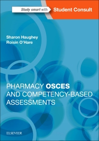 Cover image for Pharmacy OSCEs and Competency-Based Assessments