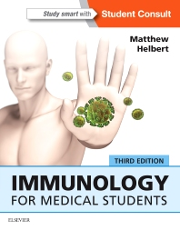 Immunology for Medical Students - 3rd Edition - ISBN: 9780702068010, 9780702067976