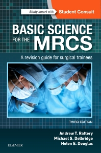 Cover image for Basic Science for the MRCS