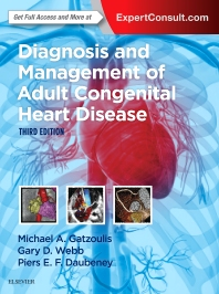 Cover image for Diagnosis and Management of Adult Congenital Heart Disease