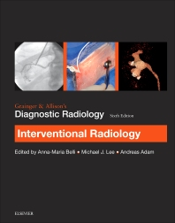 Cover image for Grainger & Allison's Diagnostic Radiology: Interventional Imaging