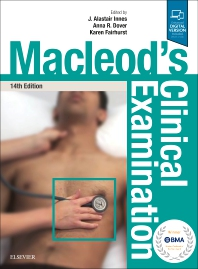 Cover image for Macleod's Clinical Examination