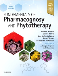 Cover image for Fundamentals of Pharmacognosy and Phytotherapy