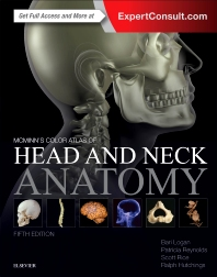 Cover image for McMinn's Color Atlas of Head and Neck Anatomy