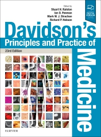 Davidson's Principles and Practice of Medicine - 23rd Edition - ISBN: 9780702070280, 9780702070242