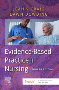 Cover image for Evidence-Based Practice in Nursing