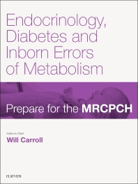 Cover image for Endocrinology, Diabetes & Inborn Errors of Metabolism