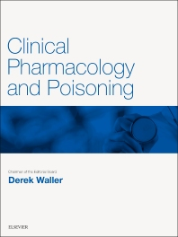 Cover image for Clinical Pharmacology and Poisoning
