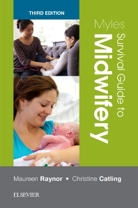 Cover image for Myles Survival Guide to Midwifery