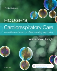 Cover image for Hough's Cardiorespiratory Care