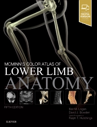 Cover image for McMinn's Color Atlas of Lower Limb Anatomy