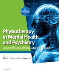 Cover image for Physiotherapy in Mental Health and Psychiatry