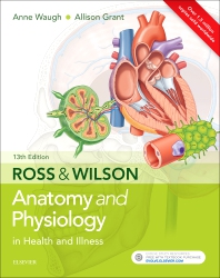 Ross & Wilson Anatomy and Physiology in Health and Illness - 13th Edition - ISBN: 9780702072765, 9780702072840