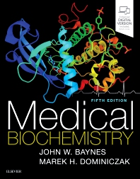 Cover image for Medical Biochemistry