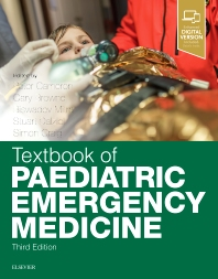 Cover image for Textbook of Paediatric Emergency Medicine