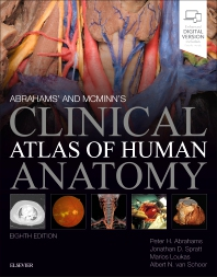 Cover image for Abrahams' and McMinn's Clinical Atlas of Human Anatomy