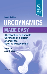 Cover image for Urodynamics Made Easy