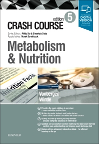 Cover image for Crash Course Metabolism and Nutrition