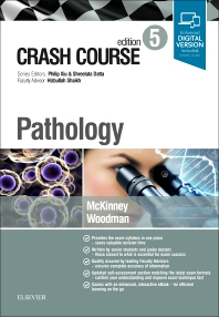 Cover image for Crash Course Pathology