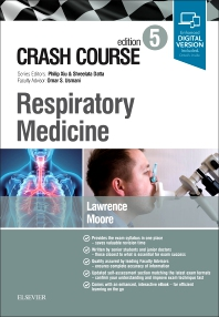 Cover image for Crash Course Respiratory Medicine
