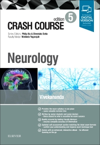 Cover image for Crash Course Neurology