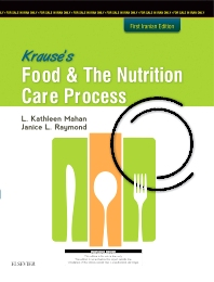 Cover image for Krause's Food & the Nutrition Care Process, Iranian Edition