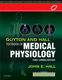 Cover image for Guyton and Hall Textbook of Medical Physiology, Jordanian Edition