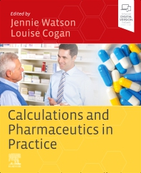 Cover image for Calculations and Pharmaceutics in Practice