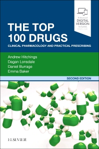 Cover image for The Top 100 Drugs